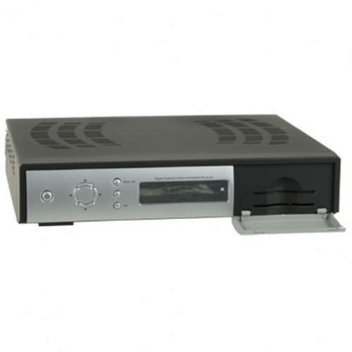 Ресивер цифровой спутниковый LUMAX DV-2400 IRD