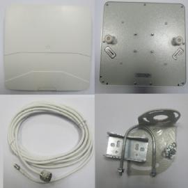 Антенна панельная направленная MIMO 3G / 4G LTE, 13 дБ (1900-2700 МГц)