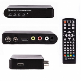 Приемник для цифрового ТВ DIGIFORS HD 65